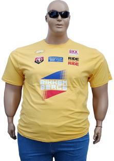 спортивная футболка BIKKEMBERGS большие размеры