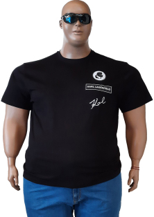 Karl Lagerfeld 3xl мужская футболка