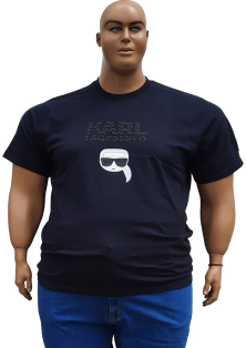 Karl Lagerfeld мужские футболки больших размеров
