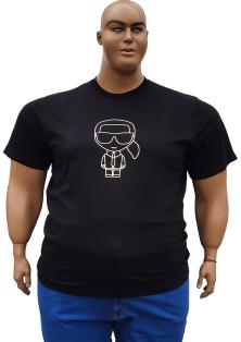 мужские футболки Karl Lagerfeld большого размера