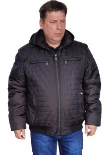 LEIMA демисезонная куртка пилот большого размера