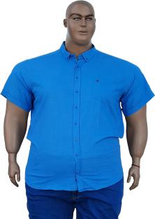 летние тонкие мужские рубашки большого размера