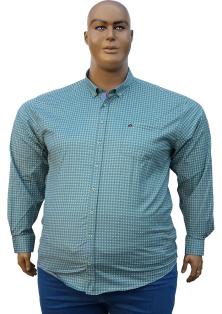 BETTINO длинный рукав рубашки большого размера