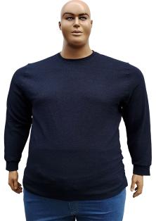 больших размеров толстовки на полных мужчин BORCAN CLUB